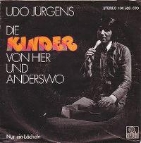 Cover Udo Jürgens - Die Kinder von hier und anderswo
