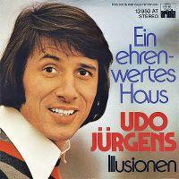 Cover Udo Jürgens - Ein ehrenwertes Haus
