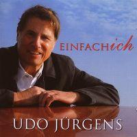 Cover Udo Jürgens - Einfach ich