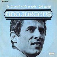 Cover Udo Jürgens - Es ist noch nicht zu spät