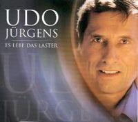 Cover Udo Jürgens - Es lebe das Laster