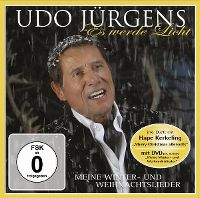 Cover Udo Jürgens - Es werde Licht - Meine Winter- und Weihnachtslieder