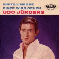 Cover Udo Jürgens - Finito l'amore