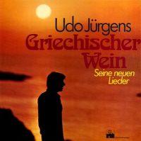 Cover Udo Jürgens - Griechischer Wein - Seine neuen Lieder