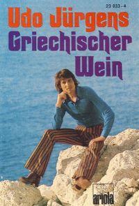Cover Udo Jürgens - Griechischer Wein