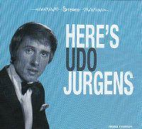 Cover Udo Jürgens - Here's Udo Jürgens