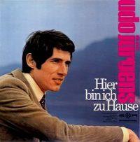 Cover Udo Jürgens - Hier bin ich zu Hause