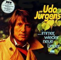 Cover Udo Jürgens - ...immer wieder neue Lieder