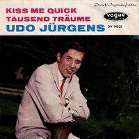 Cover Udo Jürgens - Kiss Me Quick