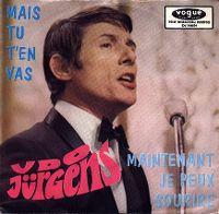 Cover Udo Jürgens - Mais tu t'en vas