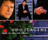 Cover Udo Jürgens - Mehr als nur vier Wände