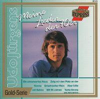 Cover Udo Jürgens - Meine Lieder der 70er