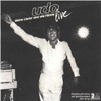 Cover Udo Jürgens - Meine Lieder sind wie Hände - Live