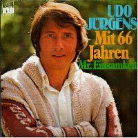 Cover Udo Jürgens - Mit 66 Jahren