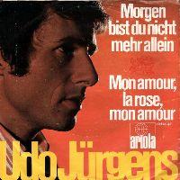 Cover Udo Jürgens - Morgen bist du nicht mehr allein