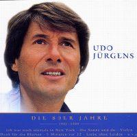Cover Udo Jürgens - Nur das Beste - Die 80er Jahre