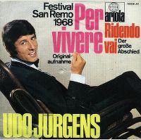 Cover Udo Jürgens - Per vivere