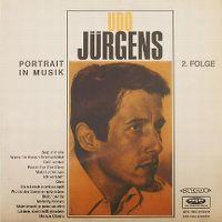 Cover Udo Jürgens - Portrait in Musik  - 2. Folge