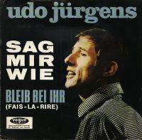 Cover Udo Jürgens - Sag mir wie