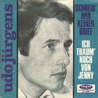 Cover Udo Jürgens - Schreib' mir keinen Brief