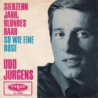 Cover Udo Jürgens - Siebzehn Jahr, blondes Haar