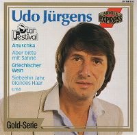 Cover Udo Jürgens - Star Festival - Gold-Serie