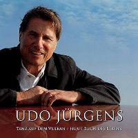 Cover Udo Jürgens - Tanz auf dem Vulkan - freut euch des Lebens