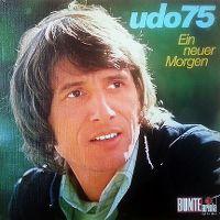 Cover Udo Jürgens - Udo 75 - Ein neuer Morgen