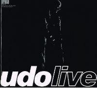 Cover Udo Jürgens - Udo Live