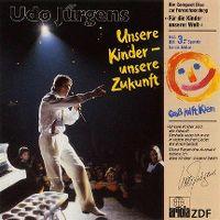 Cover Udo Jürgens - Unsere Kinder – unsere Zukunft