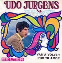 Cover Udo Jürgens - Vas a volver