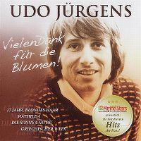 Cover Udo Jürgens - Vielen Dank für die Blumen