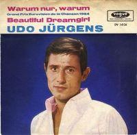 Cover Udo Jürgens - Warum nur, warum
