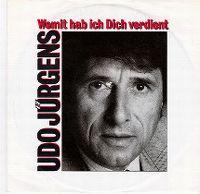 Cover Udo Jürgens - Womit hab' ich Dich verdient