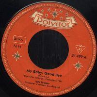 Cover Udo Jürgens / Orchester Adalbert Luczkowski - My Baby, Good Bye