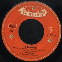 Cover Udo Jürgens / Orchester Kurt Edelhagen - La Serenata