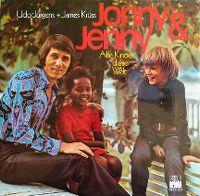 Cover Udo Jürgens + James Krüss - Jonny & Jenny - Alle Kinder dieser Welt