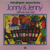 Cover Udo Jürgens + James Krüss - Jonny & Jenny