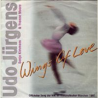 Cover Udo Jürgens, Sonja Kimmons & Yvonne Moore - Wings Of Love