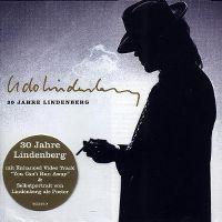 Cover Udo Lindenberg - 30 Jahre Lindenberg