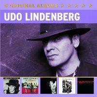 Cover Udo Lindenberg - 5 Original Albums Vol. 2