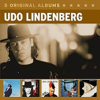 Cover Udo Lindenberg - 5 Original Albums Vol. 3