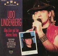 Cover Udo Lindenberg - Alles klar auf der Andrea Doria