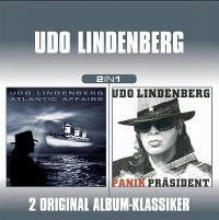 Cover Udo Lindenberg - Atlantic Affairs / Panik Präsident