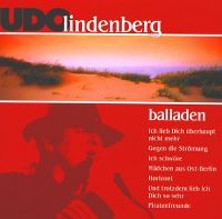 Cover Udo Lindenberg - Balladen