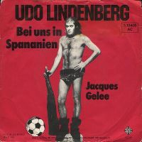 Cover Udo Lindenberg - Bei uns in Spananien