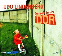 Cover Udo Lindenberg - Damals in der DDR