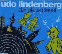 Cover Udo Lindenberg - Der blaue Planet