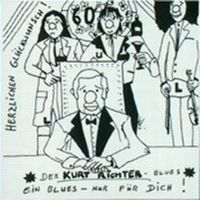 Cover Udo Lindenberg - Der Kurt Richter-Blues