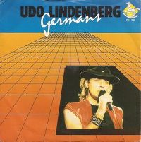 Cover Udo Lindenberg - Germans